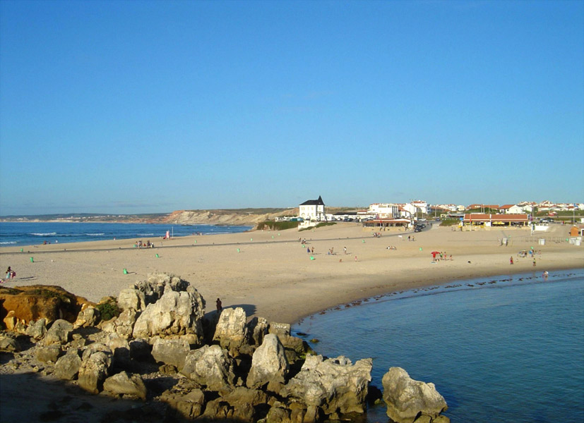 Pàtio Do Vale Lodging Camping Country Cottage In Portugal - Portugal map baleal